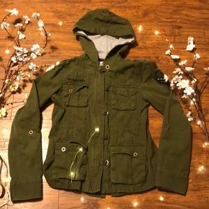 Volvo's Army Green Jacket